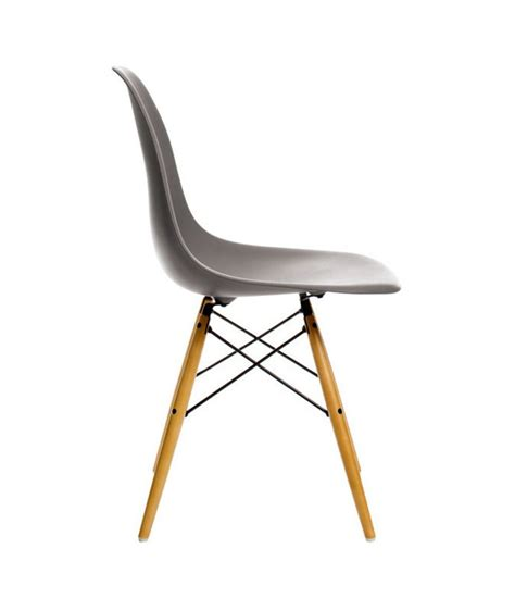 chaises dsw eames chaise dsw charles eames pour vitra