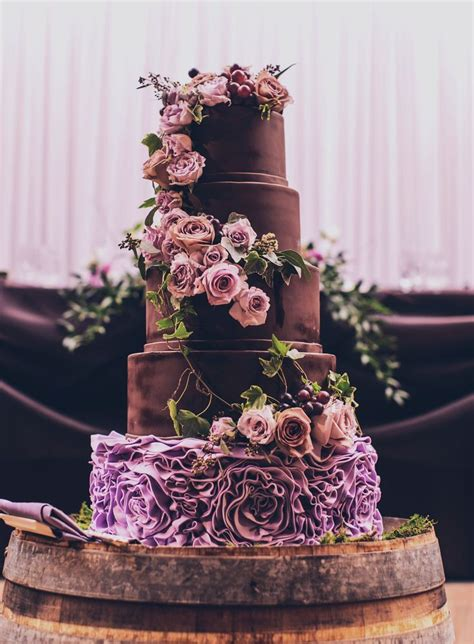 Chocolate Wedding Cakes Pictures by Wedding Cake Inspiration The Invitation Boutique