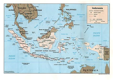 map indonesia indonesia maps perry casta 241 eda map collection ut