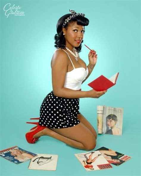 pin up for african americans black pin up girls vivaladli black women who step