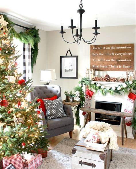 decorar la sala en navidad propuestas para decorar tu sala de estar esta navidad