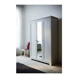 aspelund kleiderschrank 3 door ikea aspelund wardrobe with mirror white 6