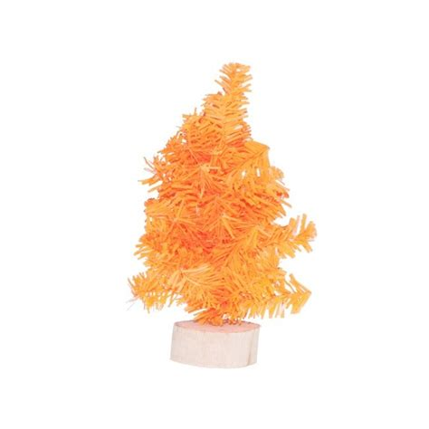 small neon christmas tree orange my lark christmas