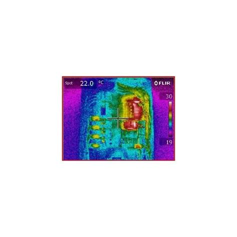 ir flir flir e30bx thermal imaging ir hire