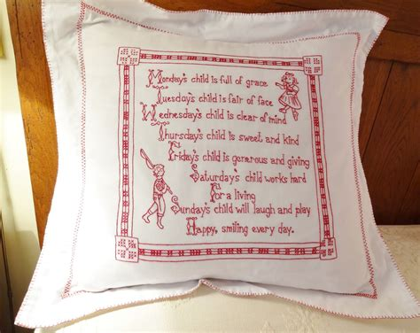 More On Monday One By Child by Stitchinbythelake Stitch Me Up Hop My Turn