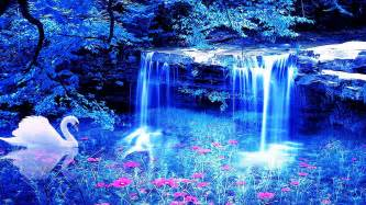 beautiful waterfalls with flowers free beautiful waterfalls with flowers hd sharovarka