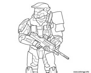 coloriage halo 5 jecolorie