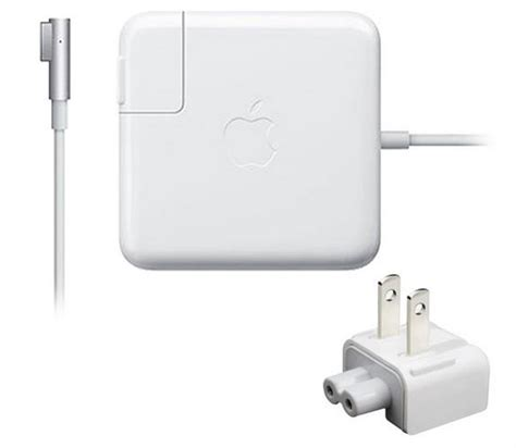 Macbook Air Tipis 45w ac adapter charger for apple macbook air prior 2012 l tip power supply cord wire