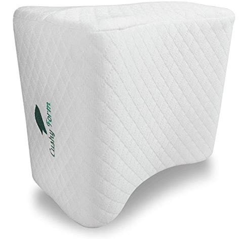 Sciatic Nerve Pillow by Sciatic Nerve Relief Knee Pillow By Cushy Form Best