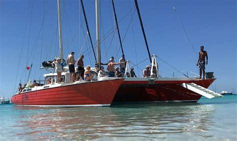 catamaran barbados el tigre el tigre catamaran sailing cruises bridgetown all you