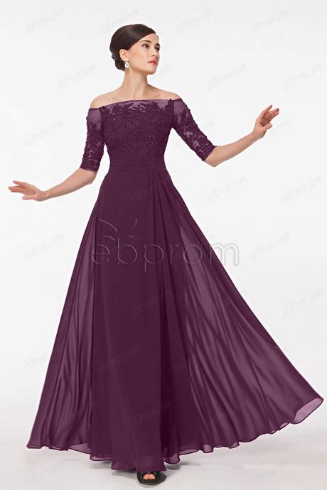 plum colored dresses for of the
