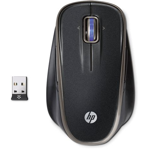 Hp Wireless Optical Comfort Mouse Not Working by Hp Wireless Comfort Mouse Black Xa965aa Aba B H Photo