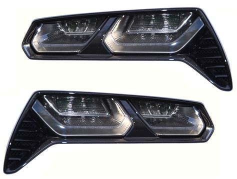 C7 Corvette Z06 Clear Tail Lights Assembly Rpidesigns Com Clear C7 Lights
