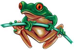 poison dart frog clip art clipart panda free clipart images