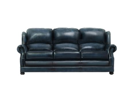 blue leather sofas blue chesterfield sofas modern blue