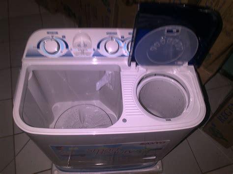 Gearbox Mesin Cuci Sanyo 2 Tabung jual sanyo mesin cuci 2 tabung seri sw 755 xt