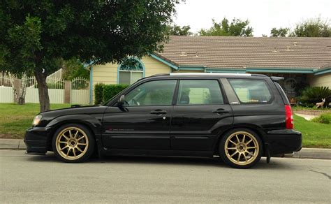 subaru forester slammed image gallery lowered forester