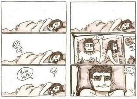 farting in bed puffff haha haha ha zzz