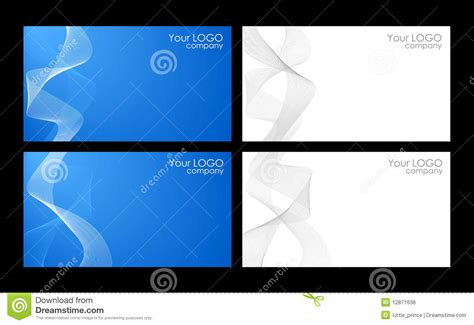 Royalty Free Business Card Templates by Business Cards Templates Royalty Free Stock Photos Image