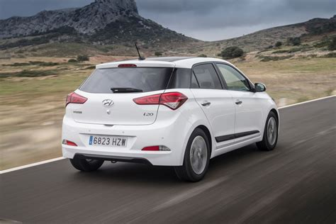 hyundai i20 diesel pictures auto express