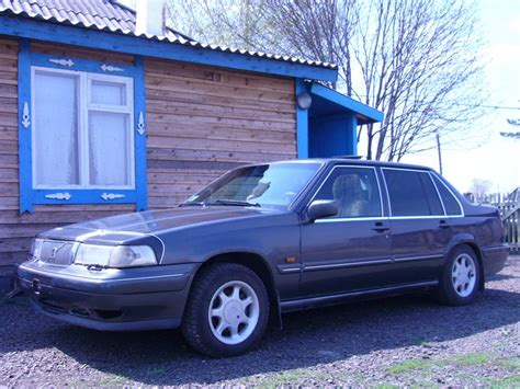 car service manuals pdf 1995 volvo 960 on board diagnostic system 1995 volvo 960 pictures 2500cc gasoline fr or rr manual for sale