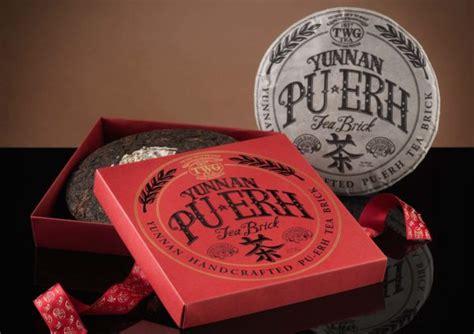 twg new year yunnan pu erh tea brick for lunar new year 2015 twg tea