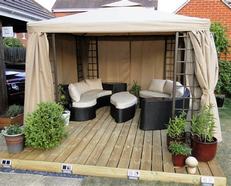 Lowes Small House Kits Patio Ideas Deck Kits With Wooden Furniture And Black