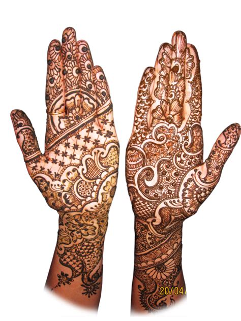 henna hand png makedes com