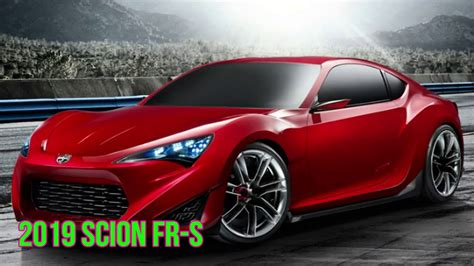 2019 Scion Frs by 2019 Scion Fr S The New Size Of The Car Is Supposed To