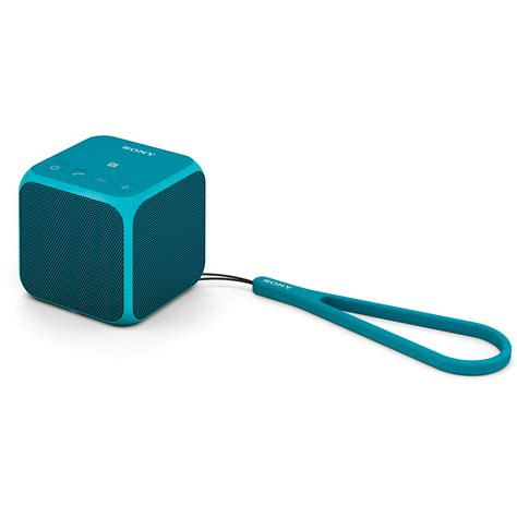 sony srs x11 ultra portable bluetooth speaker blue srsx11 blue