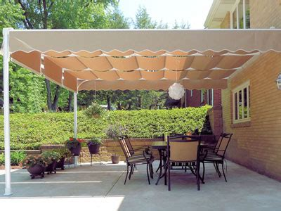 Backyard Shade Structures Residential Retractable Canopies And Shade Canopies