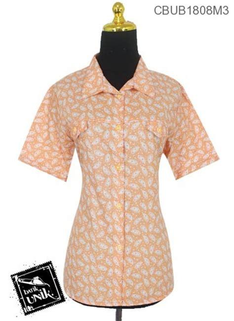 Blus Batik Merak blus batik abg pendek motif bulu burung merak blus