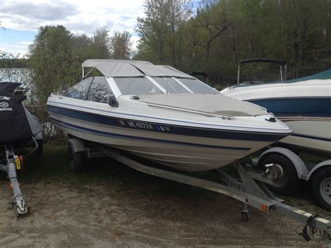 bayliner bowrider boats bayliner 17 bowrider 1987 for sale for 1 boats from