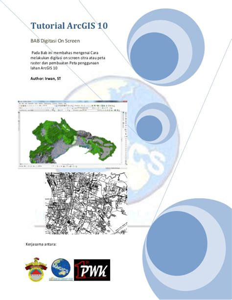tutorial arcgis 10 tingkat dasar tutorial arc gis 10