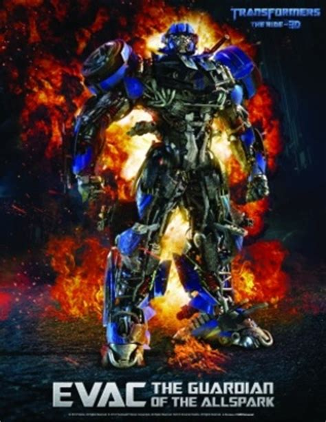 transformers: the ride 3d movie poster #766251