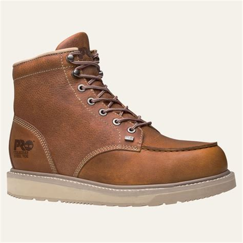 work boots for timberland timberland pro boots mens barstow wedge alloy safety toe