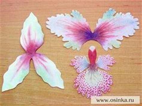 orquidea de papel crepe m 225 s de 1000 im 225 genes sobre flores de papel en pinterest