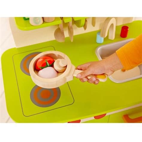 Hape Playfully Delicious Kitchen by Hape Playfully Delicious Gourmet Kitchen Play Set