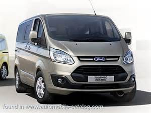 2014 Ford Tourneo Custom 300l1 2 2 Tdci 155 Trend For