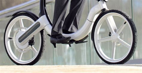 Volkswagen Electric Bike by Volkswagon Unveils New 2 Wheeled Addition The Bik E