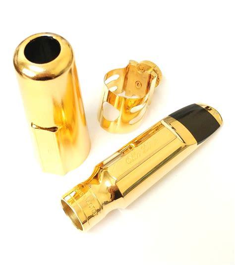 tenor sax mouthpiece otto link vintage model metal tenor sax mouthpiece
