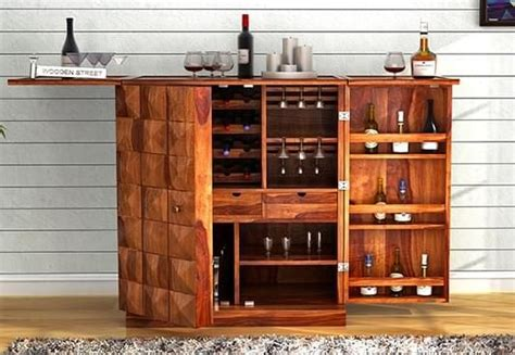wooden bar cabinet designs bar cabinet buy wooden bar cabinet at best