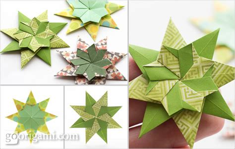 Origami On The Go - corona grande by sinayskaya diagram go origami