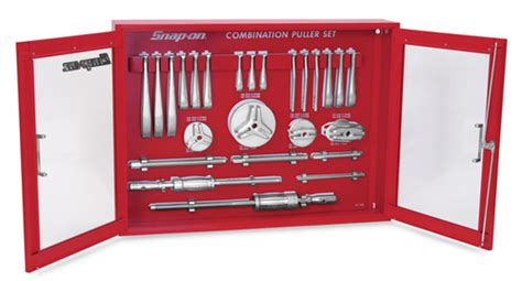 Heavy Duty Manual Interchangeable Puller Set (with Tool