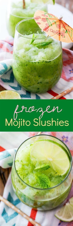 frozen mojito recipe substitute for frozen mojito mix