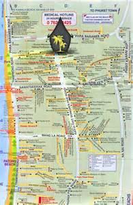 locate us on patong map andatel grand 233 patong phuket