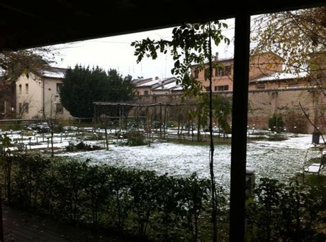 giardino dei semplici bagnacavallo il giardino con la neve picture of il giardino dei