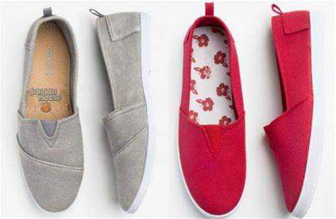 ardene canada toms like canvas shoes 3 for 10 free