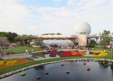 flower gardens in orlando epcot 2012 flower garden festival photo update the