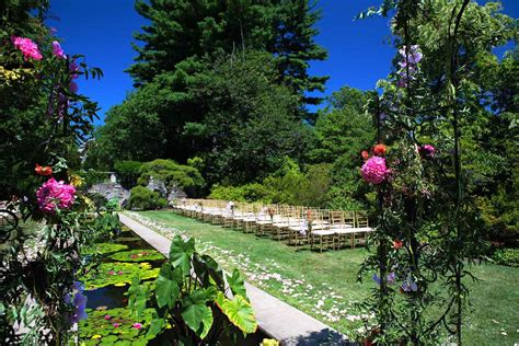 New Jersey Botanical Gardens Wedding The Skylands Manor Ringwood Nj Frungillo Caterers